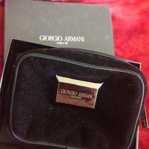 Giorgio Armani makeup 💄 bag